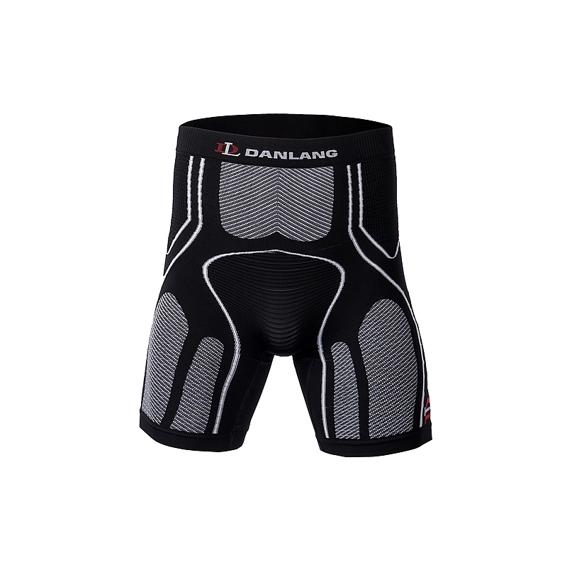 Seamless Compression Running Shorts picture-01