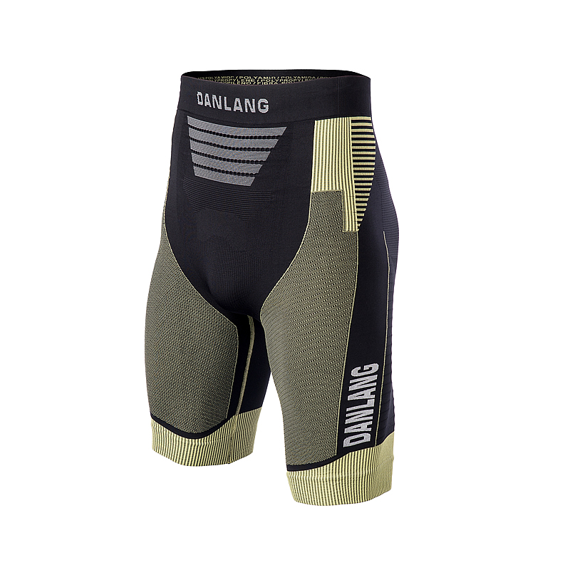 Seamless Compression Running Shorts picture-02