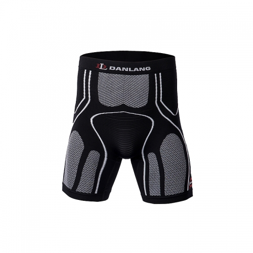 Seamless Compression Running Shorts