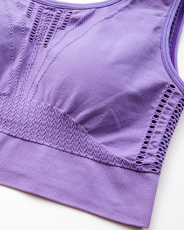 Energy+ Seamless Sports Bra picture-04