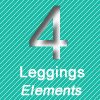 These 4 Elements is a qualified seamless leggings